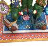 Agustín Cruz Prudencio Agustín Cruz Prudencio: Stunning Cactus Nativity Nativity