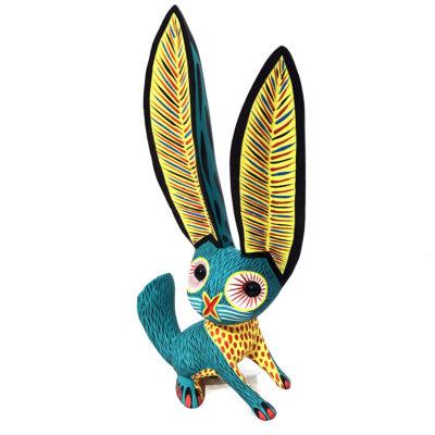 Arsenio Morales Arsenio Morales: Medium Green Rabbit Rabbits