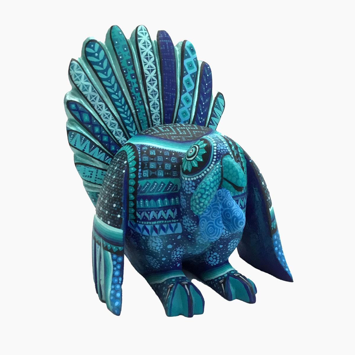 Ivan Fuentes & Mayte Calvo Ivan Fuentes & Mayte Calvo: Blue Turkey Birds