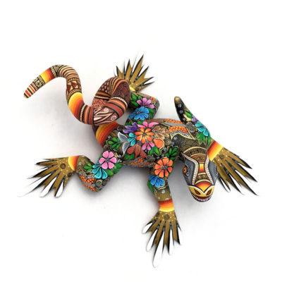 Magaly Fuentes & Jose Calvo Magaly Fuentes & Jose Calvo: Floral Lizard Lizards