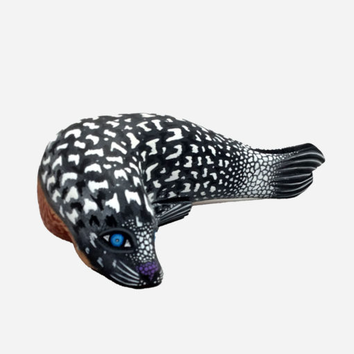 Eleazar Morales Eleazar Morales: Basking Seal Sea life