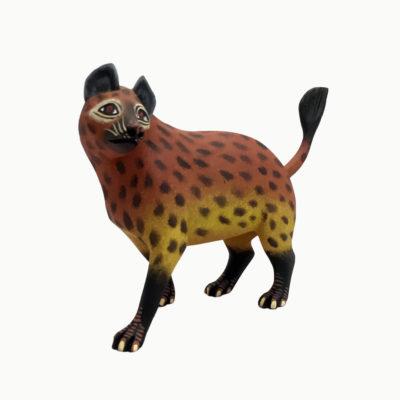 Eleazar Morales Eleazar Morales: Spotted Hyena Eleazar Morales