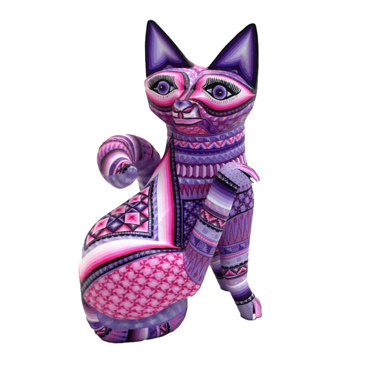 Magaly Fuentes & Jose Calvo Magaly Fuentes & Jose Calvo: Bright Cat Cats