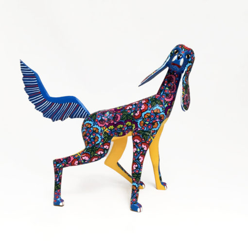 Candido Jimenez Ojeda Candido Jimenez Ojeda: Colorful Dog with Floppy Ears Dogs