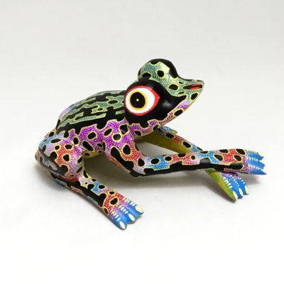 David Blas David Blas: Frog Alebrijes